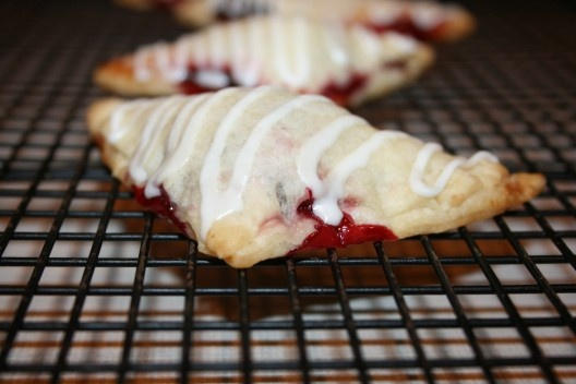 glazed Cherry Turnovers | Great Recipes | Pinterest | Cherry Turnovers ...