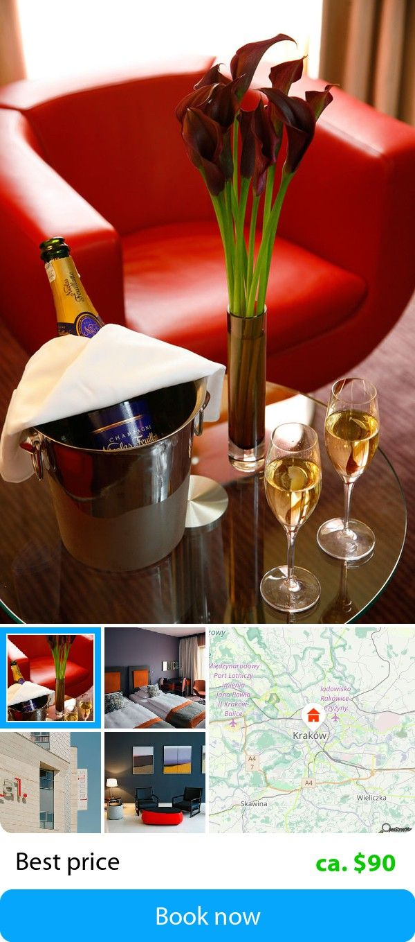 andel's Hotel Cracow (Krakow, Poland) – Book this hotel at the cheapest price on sefibo.