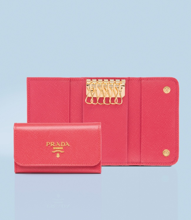 Prada Key Holder | Accessories | Pinterest | Key Holders, Prada ...