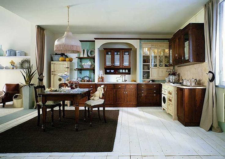 Falegnameria Bensi produce cucine su misura artigianali. Differenti stili, dal country, al rustico, al moderno. Richiedi un preventivo.