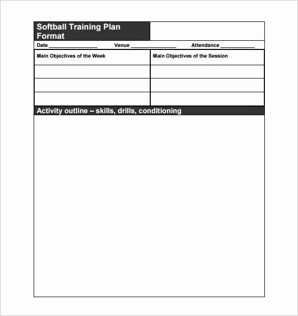 30 Basketball Practice Plan Template Word In 2020 Soccer