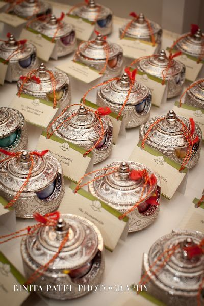 Silver dabbis - Sauf supari, Old school favourites :) | #wedding #favours…