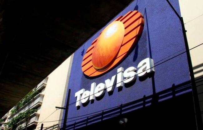 Acciones de Televisa caen a un mínimo de 68.26 pesos por unidad, su peor precio en más de cuatro años