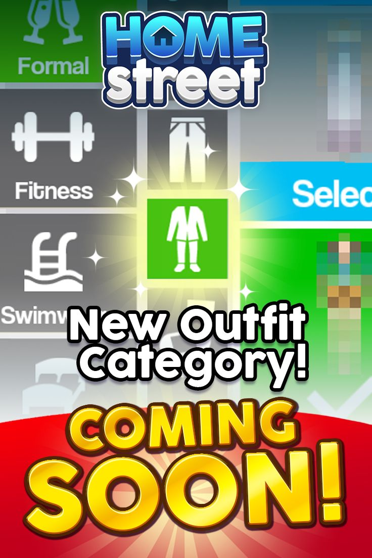A brand new category is being added to the Home Street wardrobe. An OUTFIT category with dresses & more is coming soon!