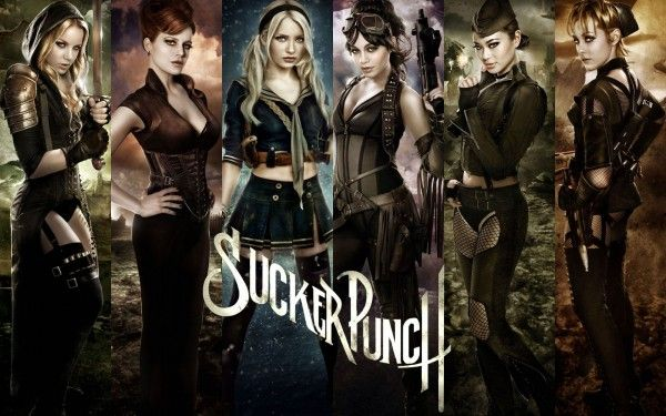 Sucker Punch Pinterest: Sucker Punch (Emily Browning, Abbie Cornish, Jena Malone