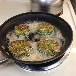 Low Carb Zucchini Pancakes Allrecipes.com