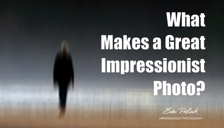 From the choice of subject matter to the use of appropriate techniques, there are many factors that contribute to the success of impressionist photographs. Although there is no magic formula, there are four elements that are significant ingredients for creating great impressionist photographs. 1 A subject with impact; something that captures the viewer's mind There … Continue reading What Makes a Great Impressionist Photo?