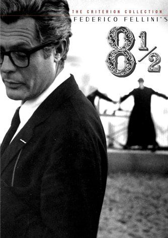 """""""8 1/2"""" directed by Federico Fellini in 1963 is a double Academy Award ..."""