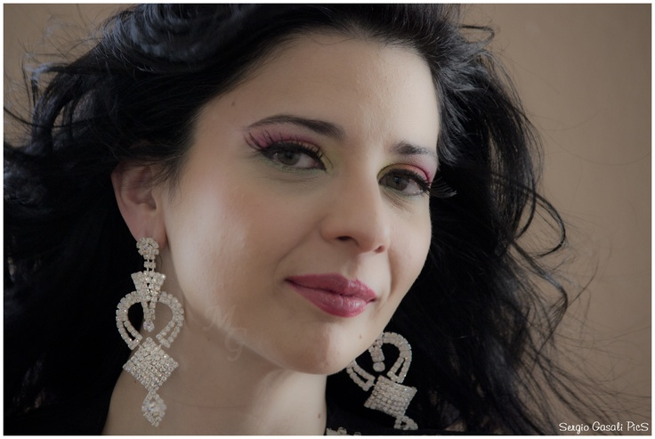 Mariana Gasali Cantante Arabe - Arabic Singer   marianagasali.com.ar