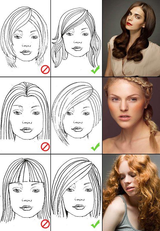 Yuz Sekline Uygun Sac Modelleri 7 Mit Bildern