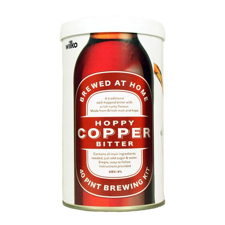Wilko Hoppy Copper Bitter at wilko.com