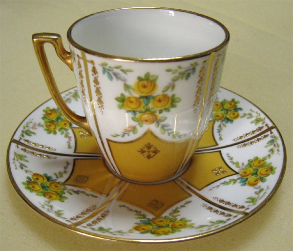 Minton  made for Tiffany