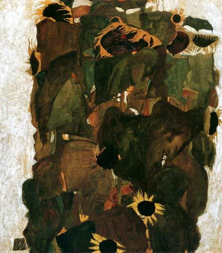 still life paintings by egon schiele - Google Search