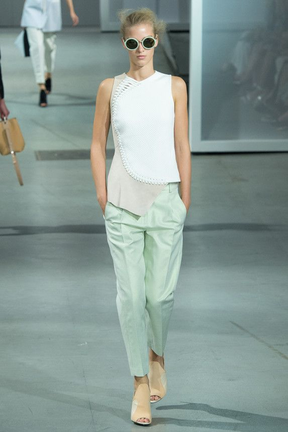 3.1 Phillip Lim Spring 2015 RTW – Runway – Vogue