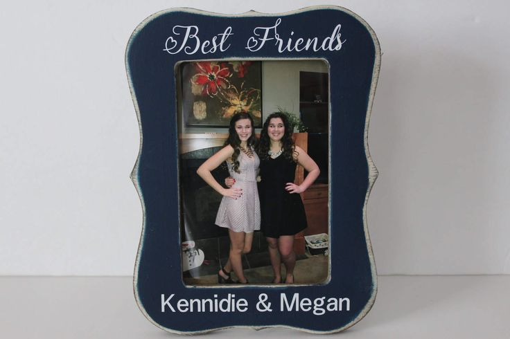 Best 20 Best Friend Picture Frames Ideas On Pinterest: 1000+ Ideas About Personalized Picture Frames On Pinterest