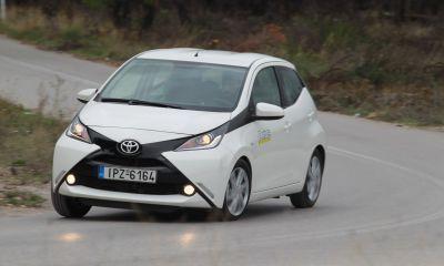 Toyota Aygo 1.0 VVT-i 5MT by drive.gr