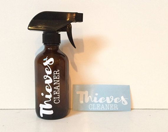 1000 Ideas About Thieves Cleaner On Pinterest Household