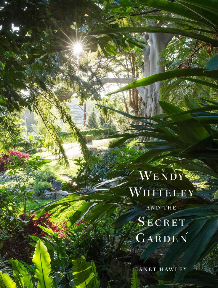 Following the death of Brett Whiteley, Wendy has tended an unofficial garden overlooking Sydney's Lavender Bay for 23 years