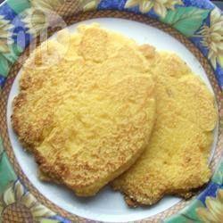 Johnnycakes  (panqueca americana de farinha de milho) @ allrecipes.com.br