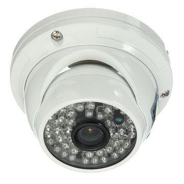 Sólo €15.11, compra mejor 48pcs 800tvl cámara de seguridad ir LED hd cctv de la visión nocturna de vigilancia venta en línea en pricio del wholesale. Almacén EE.UU./UE.