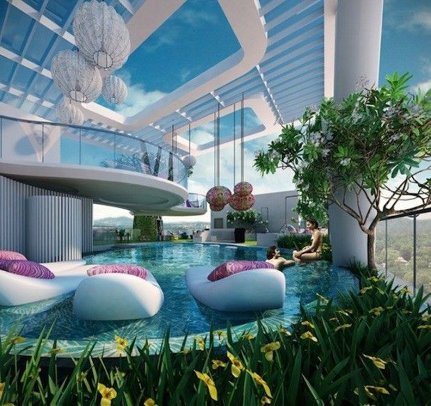 Coolest House In The World 2015 107 best piscine images on pinterest | architecture, dream pools