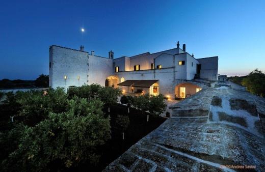 Luxurious Masseria in Puglia