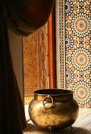 Moroccan Tiles - Arabesque and Moroccan Ceramic Mosaic Tiles