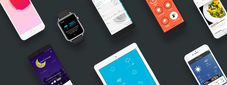 Top 10 Mobile App UI of December 2016 - http://blog.proto.io/top-10-mobile-app-ui-december-2016/?utm_source=Pinterest&utm_medium=social&utm_campaign=nextscripts