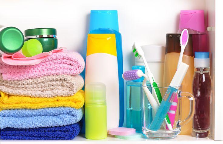 Kylppäri kuntoon - 10 asiaa, jotka jokaisen naisen pitäisi viedä pois kylpyhuoneestaan