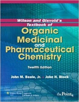 The 12 best pharmacy ebooks images on pinterest pharmacy free and wilson and gisvolds textbook of organic medicinal and pharmaceutical chemistry fandeluxe Choice Image