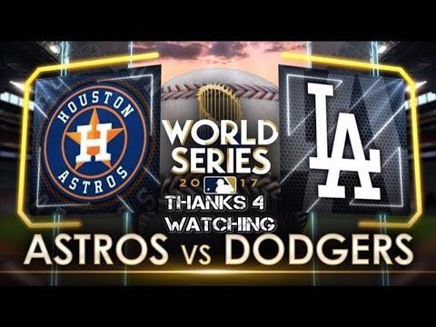 Houston Astros @ Los Angeles Dodgers World Series Game 7 | MLB The Show 17 Playthrough  ||  Viewer Requested game, please Leave A Comment Of On The Video, Whats Your Favorite Team/s(any sport) And/Or Any PS4 Or PC Game? Thanks so much for tuning in ... https://www.youtube.com/watch?feature=youtu.be&utm_campaign=crowdfire&utm_content=crowdfire&utm_medium=social&utm_source=pinterest&v=FxJCTdJTMuE