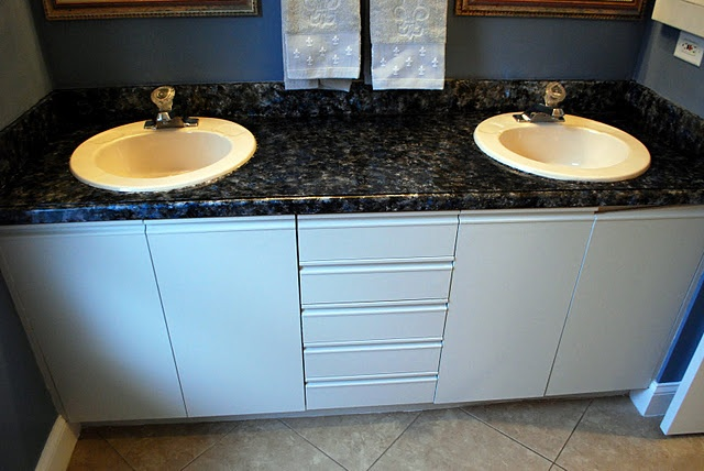 Best 25 Paint Bathroom Countertops Ideas On Pinterest Diy Bathroom Countertops Painting