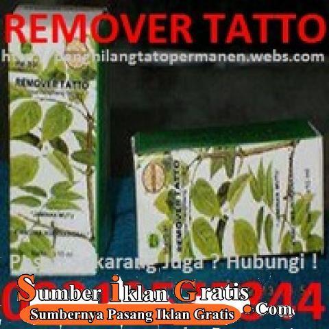 Obat Penghilang Tato Permanen Remover Tatto Semarang - iklan gratis