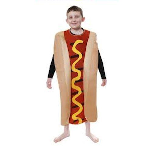 Child's Hot Dog Fancy Dress Costume £12.99