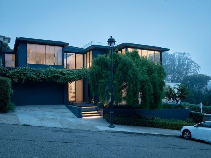 95 best Architektur Häuser images on Pinterest | Modern homes ...