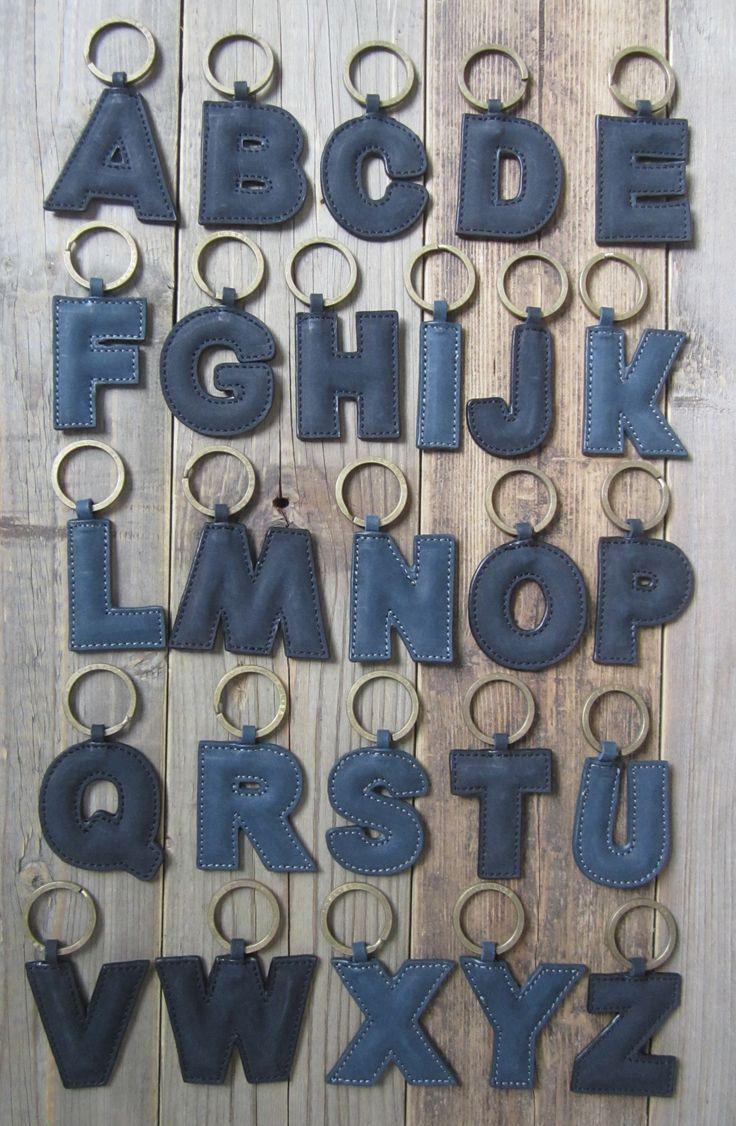 Schlüsselanhänger und weitere Ideen aus Jeans