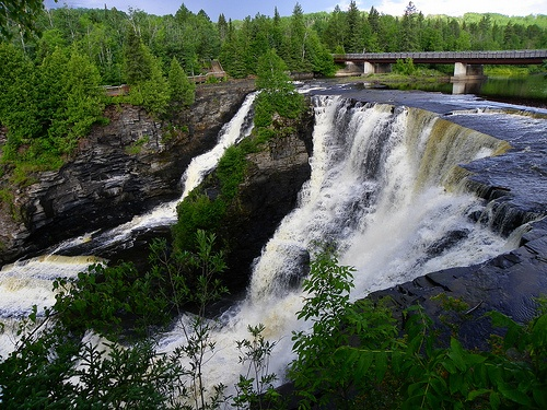 Kakabeka Falls-Ontario, Canada