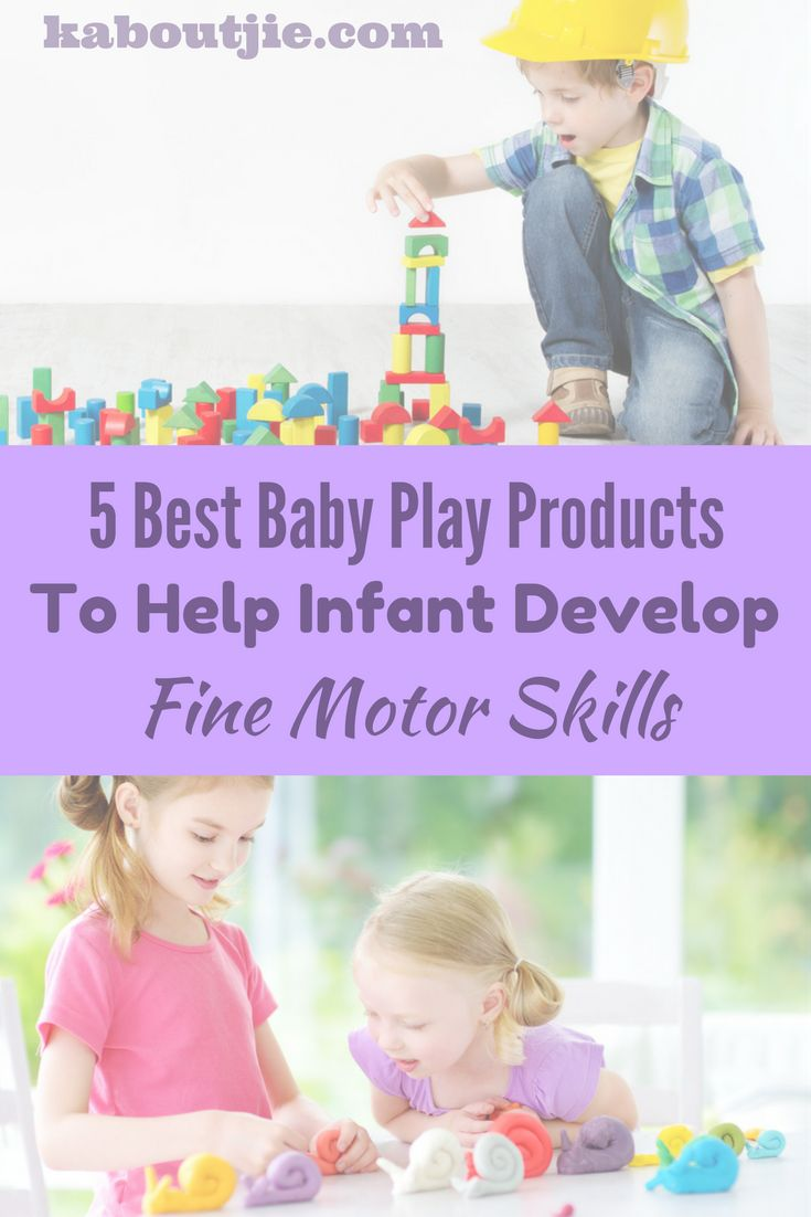 5 Best Baby Play Products to help infants develop fine motor skills #bestbabyplayproducts #developinfantfinemotorskills #finemotorskillsdevelopment #babyproducts #baby @babydevelopment #toddlerdevelopment #finemotorskillsdevelopment