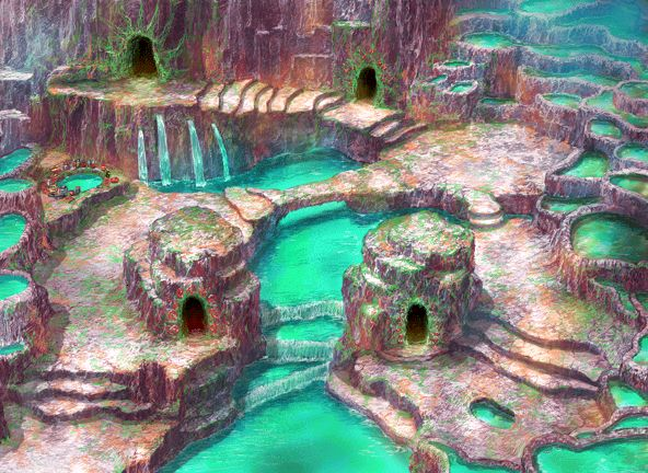 The island of mermaids... Chrono Cross