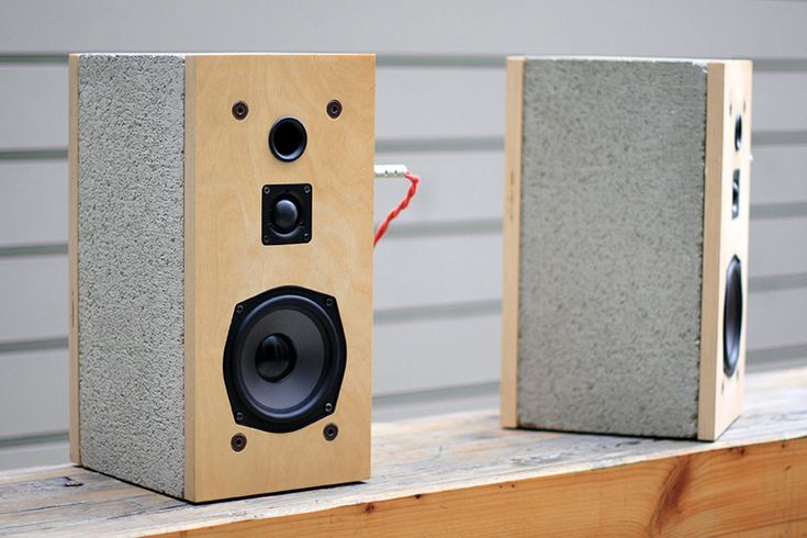 Really Solid Sound: Daniel Ballou's Cinder Speakers