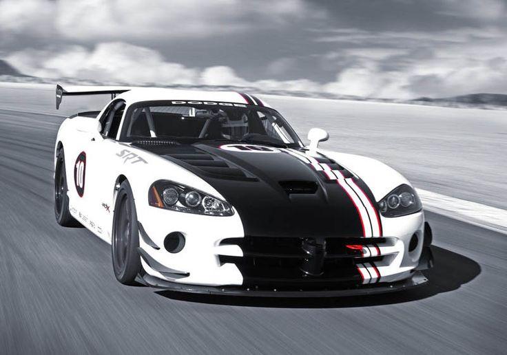 Dodge Viper SRT10 ACR-X, 2010