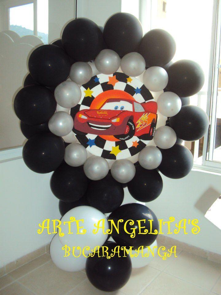 globos cars