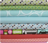Cheap Fabric Website. $4 a half yard and up, and they ship internationally.