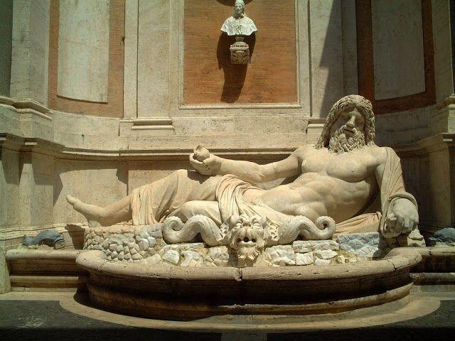 Le Cose Sono Come Sono: Marforio, le statue parlanti di Roma, i disegni di...