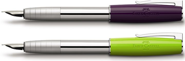 перьевые ручки Faber-Castell Loom
