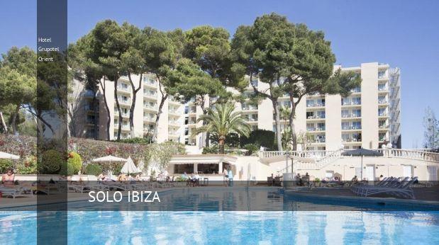 Hotel Grupotel Orient en Mallorca opiniones y reserva