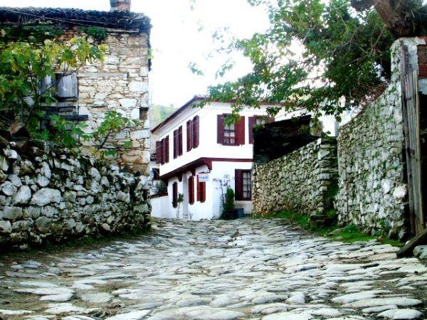 wine, gözleme, breakfast, village Şirince..