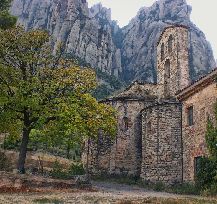 Sta cecilia de Montserrat