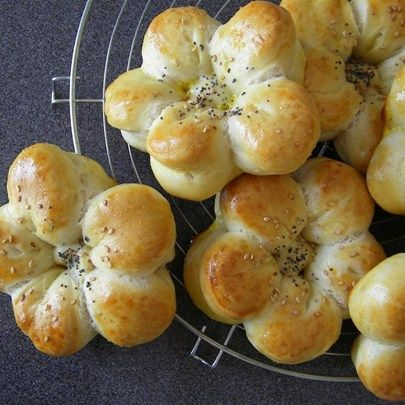 """French Bread Rolls to Die For I """"These just came out of the oven ..."""
