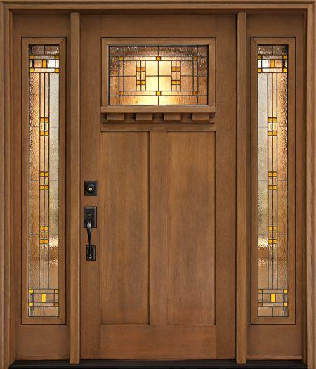 Best 25+ Craftsman Style Front Doors Ideas On Pinterest